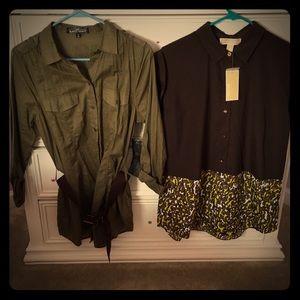 Dressy shirts